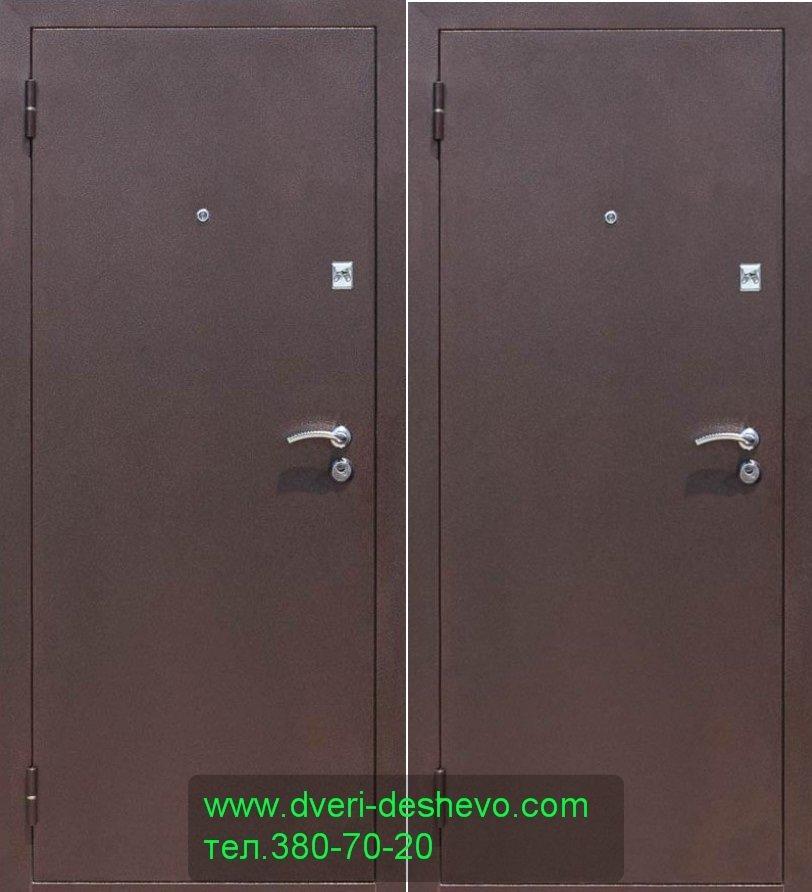 сколько стоит металлическая дверь с установкой в подольске
